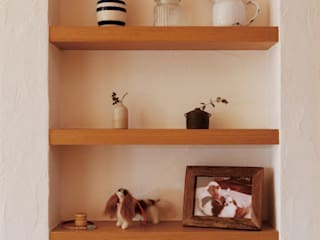 Style is Still Living ,inc. Living roomShelves