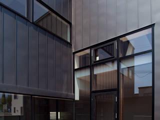 Terrasse de style  par 一級建築士事務所 Atelier Casa, Moderne