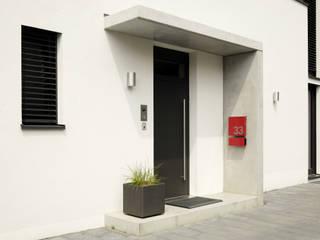 Дома в стиле модерн от Ingenieurbüro für Planung und Projektmanagement Hangs Модерн