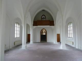 Seminar Blankenberg Klassischer Multimedia-Raum von waldorfplan architekten Klassisch