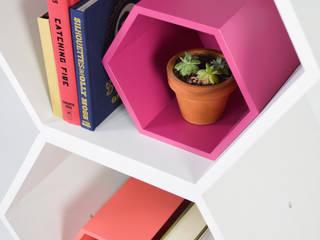 Panal de APOTEMA Estudio de Diseño Moderno
