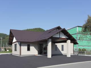 岐阜のリハビリケアセンター: 株式会社雛屋建設社が手掛けた医療機関です。,