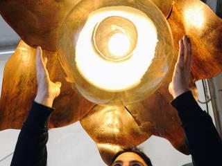 lampe fleur:  de style  par indoor-concept