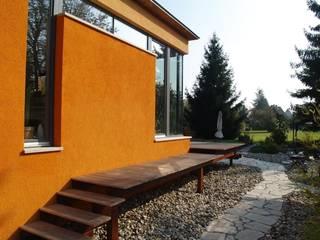 Anbau in Buchenbühl (Nürnberg) Karl Architekten Moderne Häuser