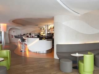 Skybar Nürnberg Karl Architekten Moderne Bars & Clubs