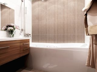 Modern bathroom by PLANiUM Modern