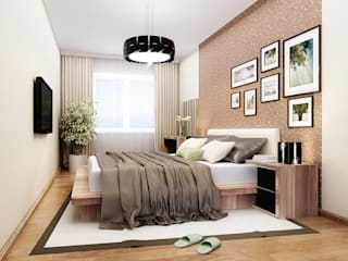 Classic style bedroom by PLANiUM Classic