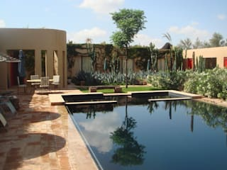 Taroudant, Morocco Modern Houses by JULIAN HUNTER ARCHITECTS Modern