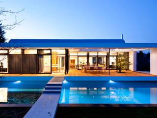 C1 Moderne Häuser von Dettling-Architekten Modern