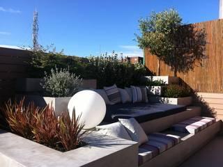 Jardin de style  par Asilvestrada