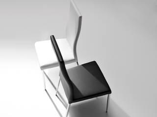 Sillas de Comedor modernas de Mobel K6 CB Moderno