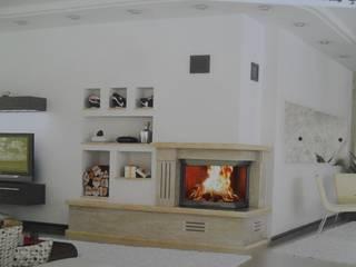 modern  by ATES ŞÖMİNE LTD ŞTİ, Modern