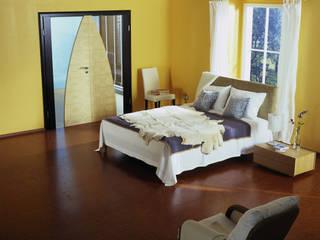 Produkte - Kork & Linoleum Holz Pirner GmbH Moderne Schlafzimmer
