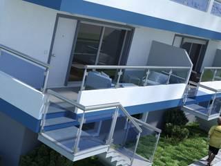 Casas modernas: Ideas, imágenes y decoración de dellaschiava Moderno