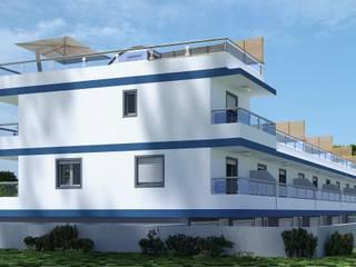 residenziale - modern design Case moderne di dellaschiava Moderno