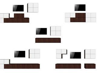 ENTRETETRIS de APOTEMA Estudio de Diseño Minimalista