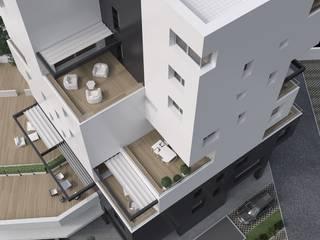 residenziale - minimal design Case in stile minimalista di dellaschiava Minimalista