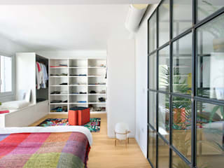 Camera da letto in stile  di Egue y Seta