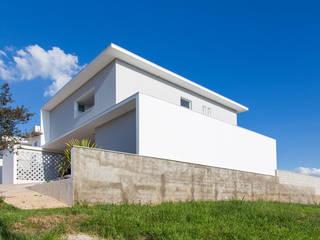 Rumah Modern Oleh SAA_SHIEH ARQUITETOS ASSOCIADOS Modern