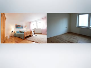 Schlafzimmer:   von daha//homestaing redesign fotostyling