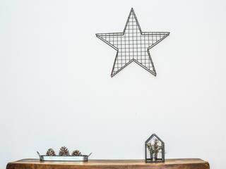 Stern Metall:   von DesignAtelierArticle