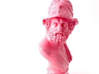 Skulptur von Pericles rosa:   von DesignAtelierArticle