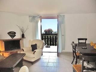 Гостиная в классическом стиле от Sublacense Home Staging Классический