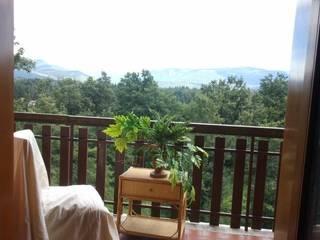 Klassischer Balkon, Veranda & Terrasse von Sublacense Home Staging Klassisch