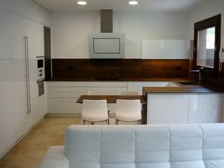 femcuines Modern Kitchen