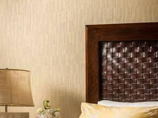 DORMITORIOS_SUELOS Y PAREDES: Dormitorios de estilo  de SUELOS Y PAREDES SIN OBRAS