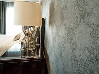 SUELOS Y PAREDES SIN OBRAS Classic style bedroom