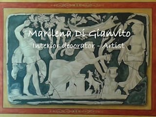 Decorative Painting & Contemporary Art di Decorative Painting & Contemporary Art Classico