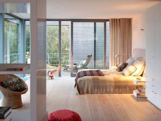 Oelsnerring Moderne Schlafzimmer von Andreas Edye Architekten Modern