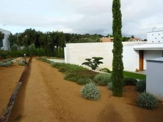 Jardines de estilo  por Ángel Méndez, Arquitectura y Paisajismo, Mediterráneo