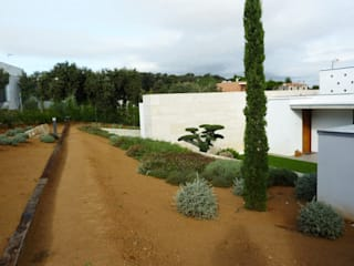 Jardins  por Ángel Méndez, Arquitectura y Paisajismo, Mediterrânico