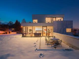 Wohnhaus in Dresden:  Häuser von Architekturfotografie Steffen Spitzner
