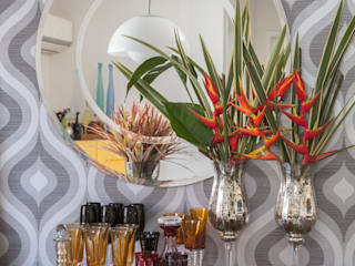 eclectic  by Biarari e Rodrigues Arquitetura e Interiores, Eclectic
