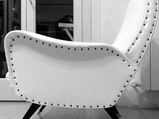 Restyling poltrone anni Cinquanta di Bianca Coggi Architetto Moderno