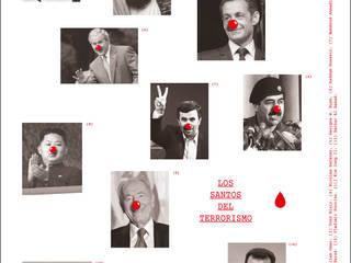 LOS SANTOS DEL TERRORISMO:  de style  par About - Atelier graphique