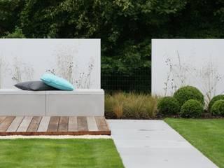 Jardines de estilo moderno de Tuinarchitectengroep ECO Moderno