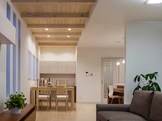 Modern Dining Room by エムズ アーキテクト デザイン 一級建築士事務所 Modern