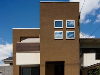 Modern Houses by エムズ アーキテクト デザイン 一級建築士事務所 Modern