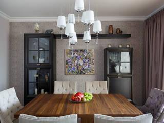 Classic style living room by Соловьева Мария Classic