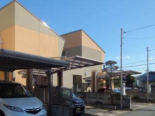 JAZZな家 外観1: 株式会社SOM(ソム)建築計画研究所が手掛けたです。