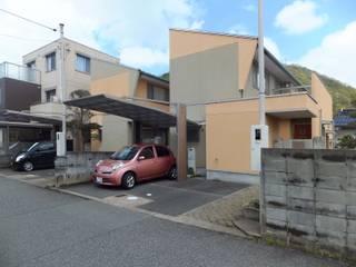 JAZZな家 外観2: 株式会社SOM(ソム)建築計画研究所が手掛けた家です。