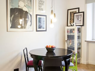 Dining room by Pink Pug Design Interior, Eclectic