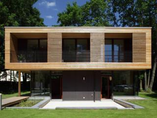 ArchitekturWerkstatt Vallentin GmbH Casas ecológicas
