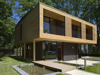 ArchitekturWerkstatt Vallentin GmbH Casa passiva