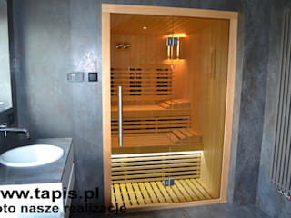 TAPIS.PL Modern style bathrooms