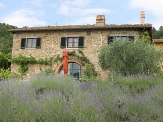 Casa Limoni: Case in stile  di architetto CLAUDIA DEI -Studio Tecnico Progettisti Associati